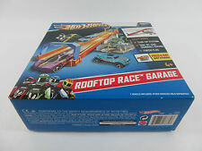 Hot Wheels Rooftop Race Garage Playset New! Very rare! Hard to find!