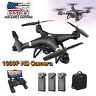 Holy Stone HS110G GPS RC Drone with 1080P HD Camera FPV RTH Quadcopter Follow Me