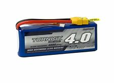 RC Turnigy 4000mAh 3S 40C Lipo Pack w/XT-90