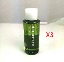 Shu Uemura Anti/Oxi Skin Refining Cleansing Oil 50ml x 3pcs