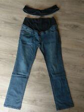 Umstandshose Jeans Gr. 46 Colline Vertbaudet sehr guter Zustand mit Wechselbund