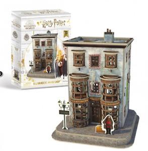University Games Harry Potter Diagon Alley Olivanders Wand Shop 3D Puzzle-7595