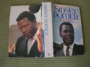 SIDNEY POITIER SIGNED FIRST UK EDITION HARDBACK BOOK,THIS LIFE,AN AUTOBIOGRAPHY.