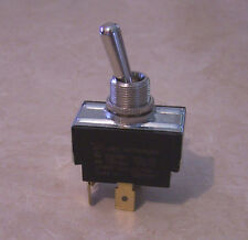 Carling DPST Toggle Switch -2 position - Spade Connectors