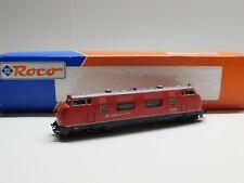 HO Scale - ROCO - 43580 SBB CFF FFS AM 4/4 Diesel Locomotive Train #18466