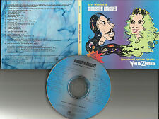 MONSTER MAGNET Interview w/ White Zombie & RARE BILL LASWELL MIX PROMO CD 1995