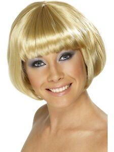 ***SALE*** Fancy Dress Wig # Babe Wig Short Chisel Bob