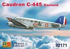 RS Model 1/72 Caudron C-445 Goeland # 92171