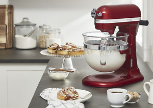 New KitchenAid Professional 6500 Design Series Lift Stand Mixer 6 Candy Apple