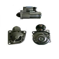 Fits OPEL Zafira B 1.9 CDTI Starter Motor 2005-On - 15530UK