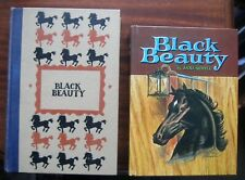 1946 & 1955 Books - Black Beauty by Anna Sewell