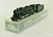 Kato N Scale DCC Unfriendly Santa Fe Heavy Mikado #4016