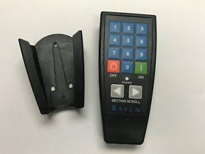 117-0171-224 Raven AccuBoom Remote Section Control