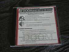 PC CD-ROM Game – Doom – ID Software