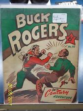 BUCK ROGERS #110 COMIC BOOK GOOD CONDITION TIP-TOP COMICS