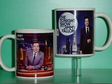 JIMMY FALLON - The Tonight Show - with 2 Photos - Designer Collectible GIFT Mug