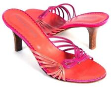 Collection Fifty Nine Brianne Pink Women Sandal Sz 40