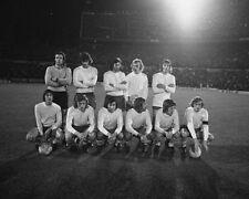 Ajax 1972 European Cup Champs, 8x10 B&W Team Photo