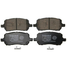 Disc Brake Pad Set Front Federated D956C