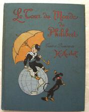 Le Tour du Monde de Philibert H AVELOT éd Henri Laurens 1912 EO