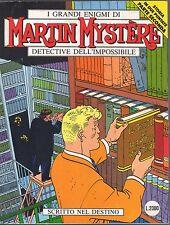 fumetto MARTIN MYSTERE BONELLI numero 124