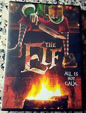 ELF 2017 UNRATED Horror RARE DVD Natasia Halabi Gabriel Miller Justin Price May