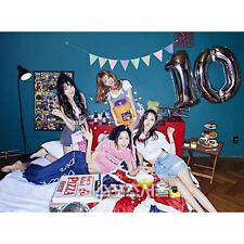 DAL SHABET-[FRI. SAT. SUN] 10th Mini Album CD+Photo Book Sealed K-POP