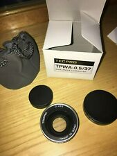 TECPRO07/37 Wide Angle Converter for Lenses with 37 mm