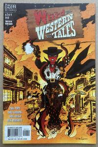 Weird Western Tales #1, VF+ Vertigo