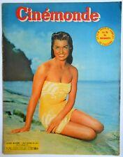 ►CINE MONDE 941/1952-ESTHER WILLIAMS-CORNEL WILDE-MAUREEN O'HARA-LANA TURNER...