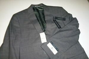 marc NY mens CASSELMAN two button poly sports coat blazer suit jacket-38R