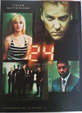 [DVD] 24 Heures chrono : L'Intégrale Saison 3 (24 épisodes) - Coffret C