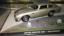 ASTON MARTIN DB5 - 007 GOLDFINGER Scala 1:43 James Bond Auto Collection