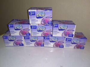 16 PCS DIAL LAVENDER TWILIGHT JASMINE BAR SOAP CLEAN RINSING NON-DRYING 3.2 OZ