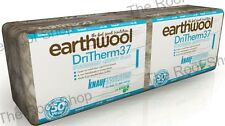Knauf Earthwool DriTherm 37 Standard Cavity Slab Insulation 100mm Thick