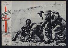 FOTOBUSTA 2, DESTINAZIONE TUNISI Steel Bayonet LEO GENN, CARRERAS WAR POSTER