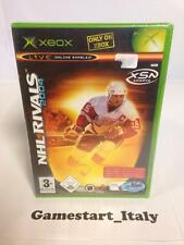 NHL RIVALS 2004 (XBOX) NUOVO SIGILLATO NEW PAL VERSION