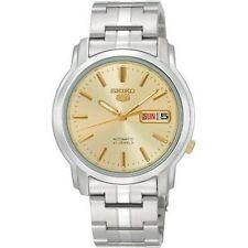 Seiko 5 Analog Wristwatches