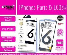 APPLE iPHONE 6S GENUINE WST® REPLACEMENT BATTERY ORIGINAL CAPACITY 1715mAh