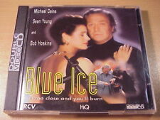 VCD/Video CD - BLUE ICE - Michael Caine - VideoCD/CDI - Dutch Subtitles