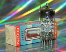 6GM8 - ECC86 Telefunken Röhre Tube für Verstärker 149+152% HiFi Audio NOS