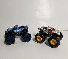 Hot Wheels Blue Thunder Monster Jam Wild Streak Monster Trucks 4X4