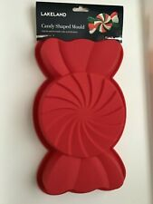 Lakeland. Sweet / Candy Shaped Mould. Silicone. New