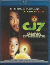 Blu Ray CJ7 CREATURA EXTRATERRESTRE - (2008) ***Contenuti Speciali***......NUOVO