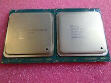 Matched Pair SR19W INTEL XEON E5-2667V2 3.30GHZ 25M 8 CORES 130W PROCESSOR