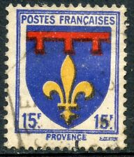 STAMP / TIMBRE DE FRANCE OBLITERE N ° 574 ARMOIRIE / PROVENCE