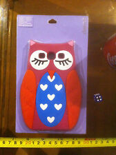Claire's Claires Accessories Cute Owl Samsung Galaxy S3 Phone Cover £8 RRP