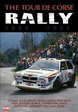 The Tour De Corse Rally 1984 - 1991 (New DVD) Rallying Toivonen Auriol Sainz