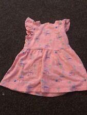 Girls Summer Dress Aged 6-9 Months