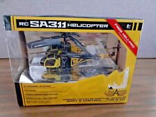 SA311 RC Helicopter Sud Aviation by Tech Group ( Parts only)